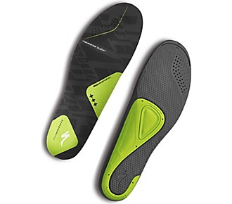 Specialized Footbed BG SL Green 46-47
