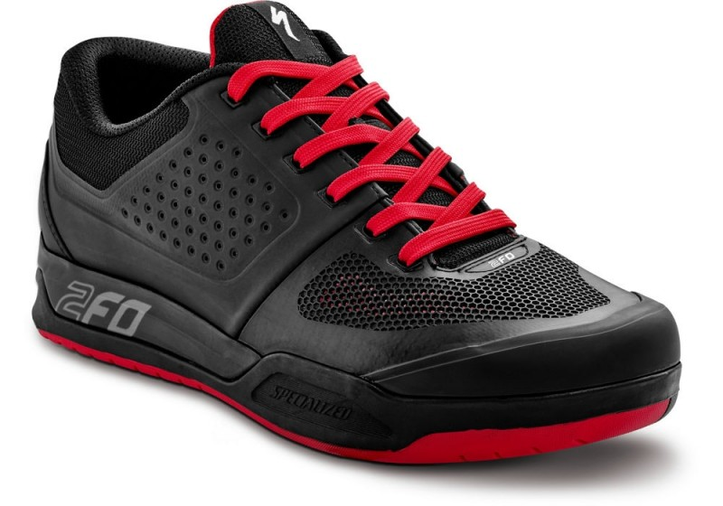 Specialized MTB Shoe 2FO Clip Black / Red 42