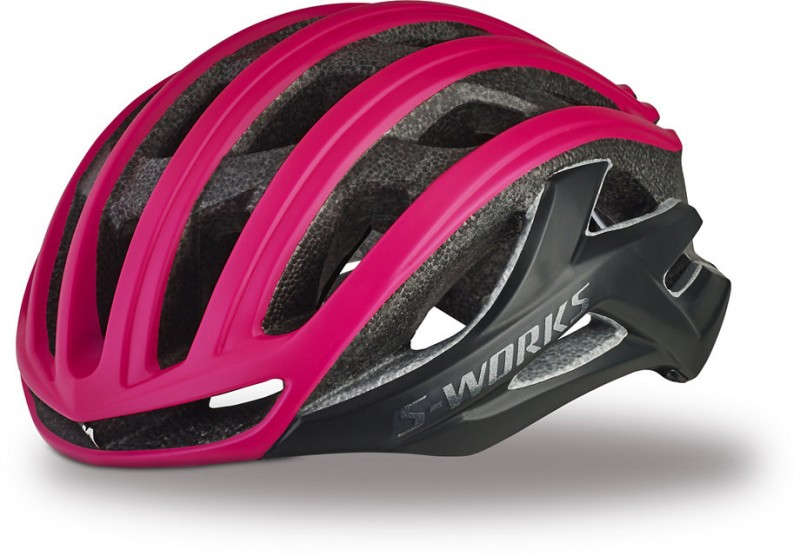 Specialized Helmet S-Works Prevail High Vis Pnk S