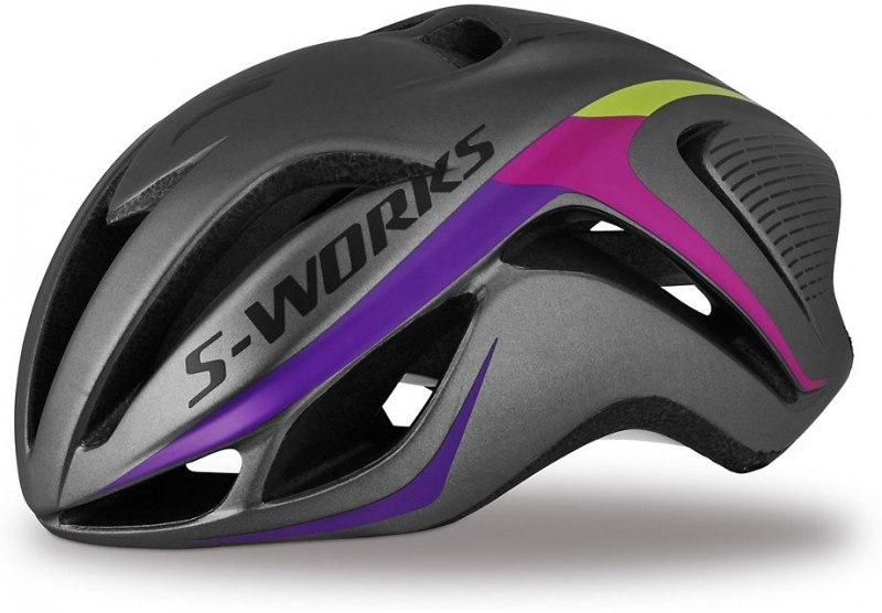 Specialized Helmet S-Works Evade Wmns Char/Fus M