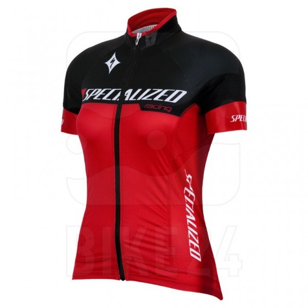 Specialized Jersey SLPro Wmn Red / Blk Team XS