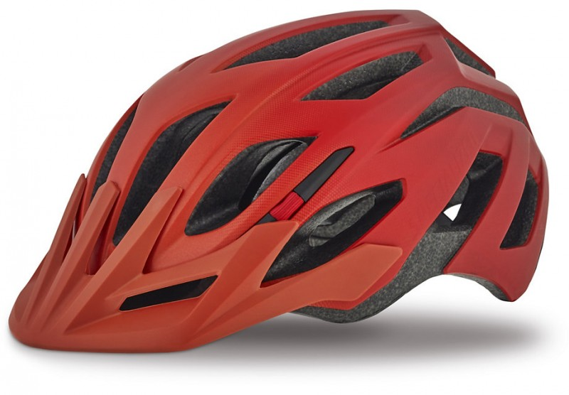 Specialized Helmet Tactic II Red Fade Med