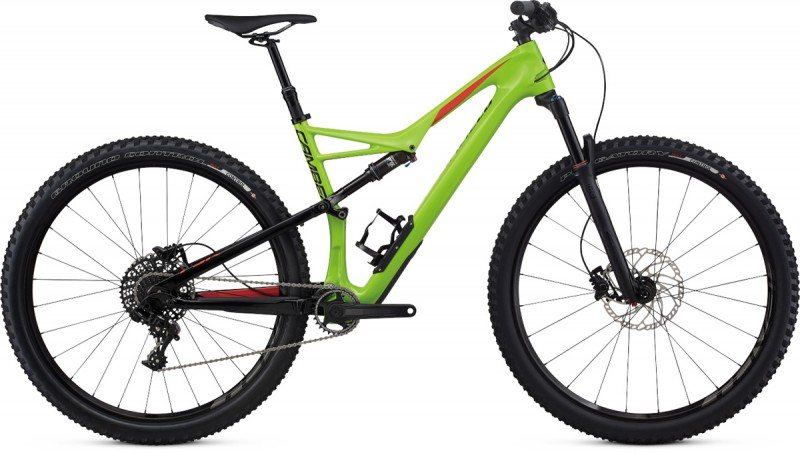 Specialized 17  Camber Comp   29  CarbGrn/Red L Demo