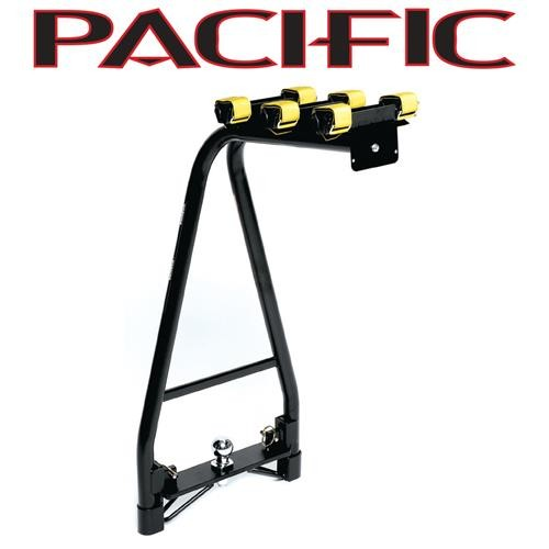 Pacific A Frame 3 Bike Carrier Straight Base