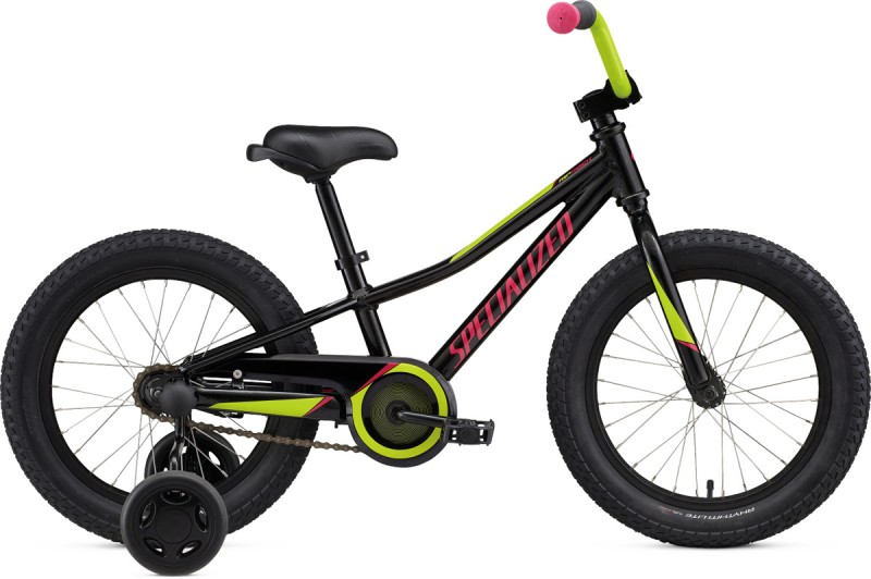 Specialized 17  Riprock 16   Coaster Blk/Gold/Hyp/Pink