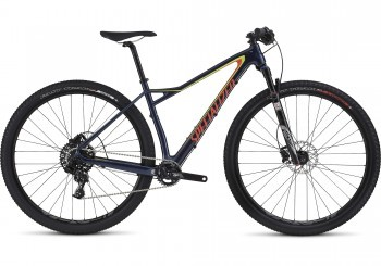Specialized 16 Fate Comp Carbon 29 Navy/PearlCoral/Hyper Small
