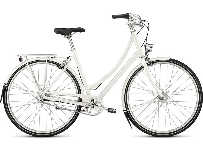 Specialized Daily Elite  ST Cream Pearl L