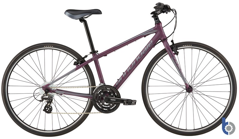 Cannondale Quick 6 Women 2016