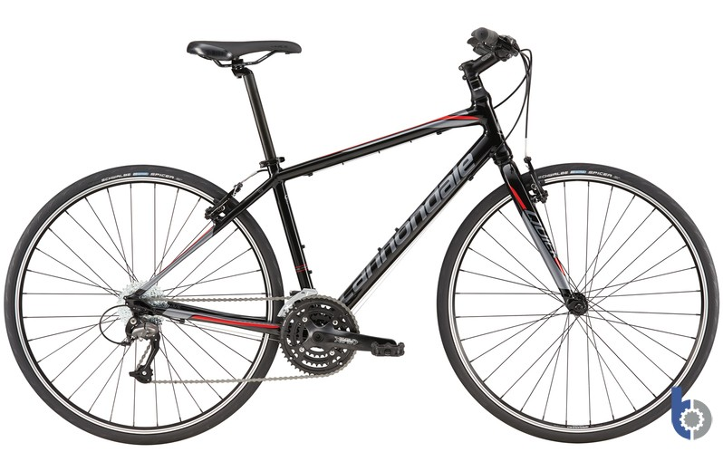 Cannondale Quick 5 Red 2016