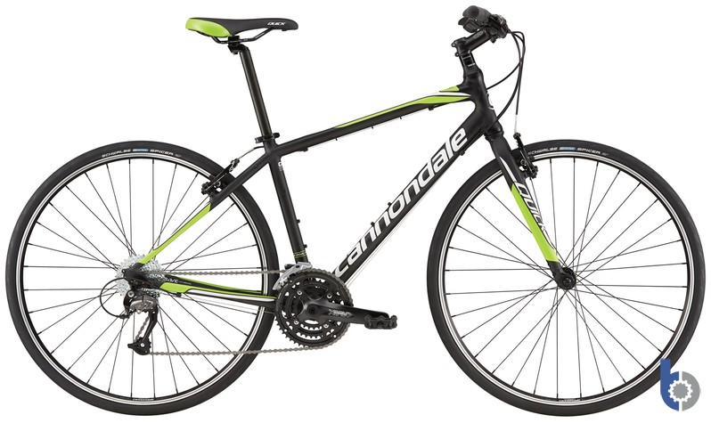 Cannondale Quick 5 Green 2016