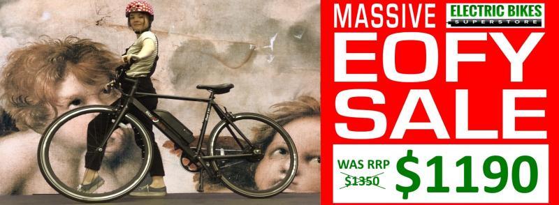 Electric Bike EOFY Sale Now On