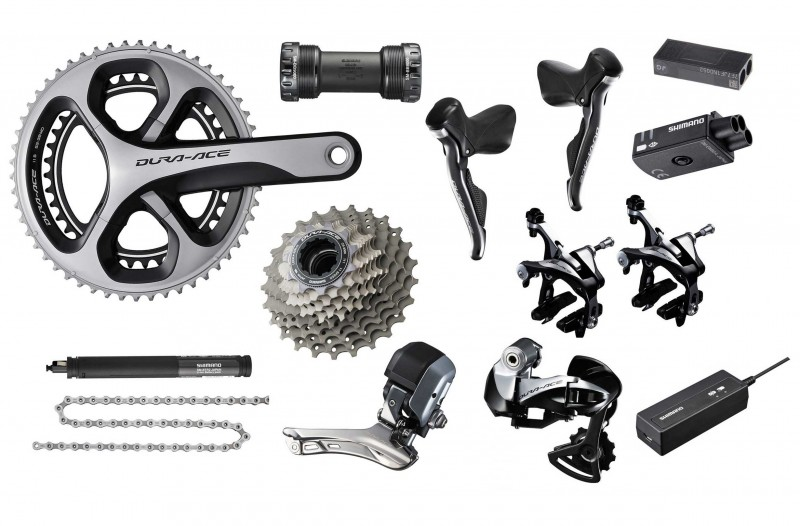 Shimano DuraAce 9070 Di2 Build Kit 11sp