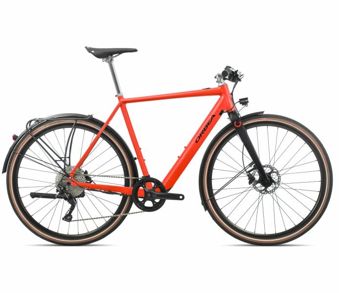 Orbea Gain F10 Large, Red-black, (175-190cm)