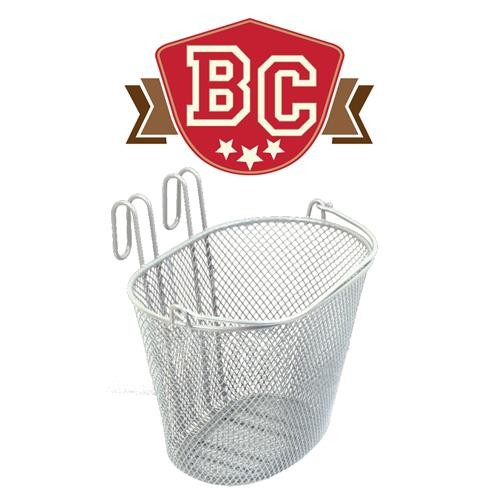 Bikecorp Basket Wire White S
