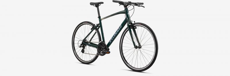 Specialized Sirrus 1.0  - Alloy Hybrid Fitness Bike