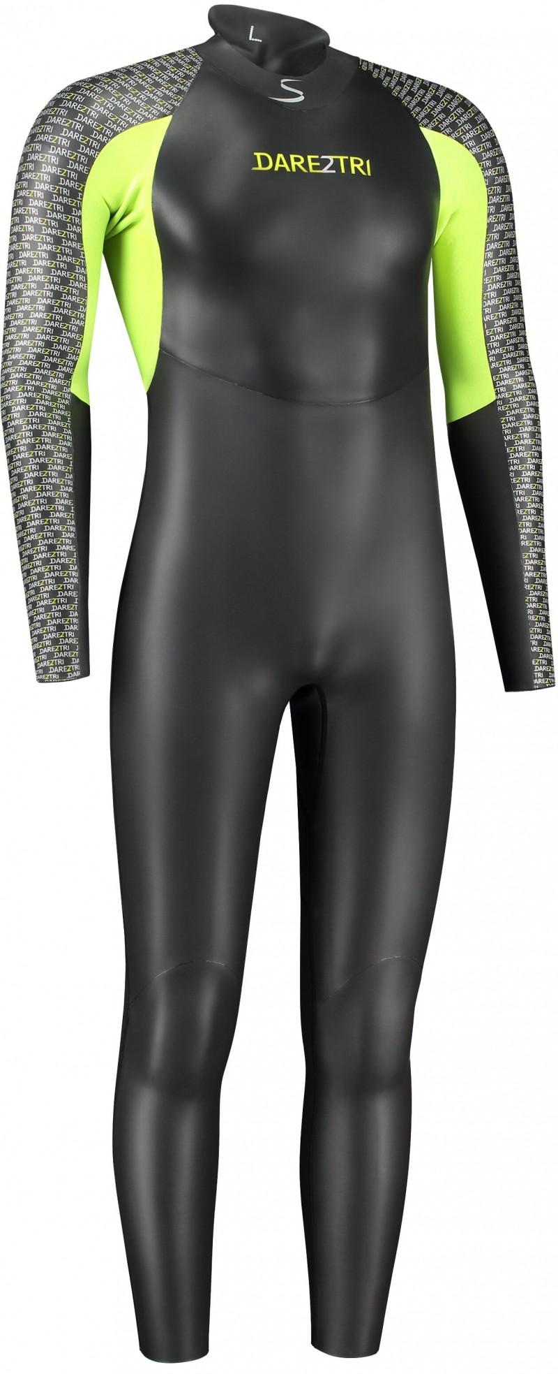 Dare2Tri - To Swim Wetsuit (Size Medium Tall)