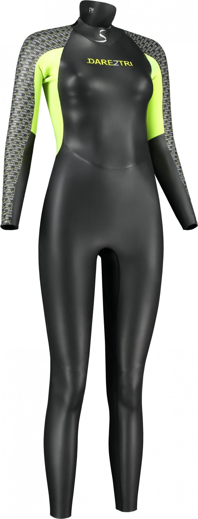 Dare2Tri - To Swim Wetsuit (Size: FL)