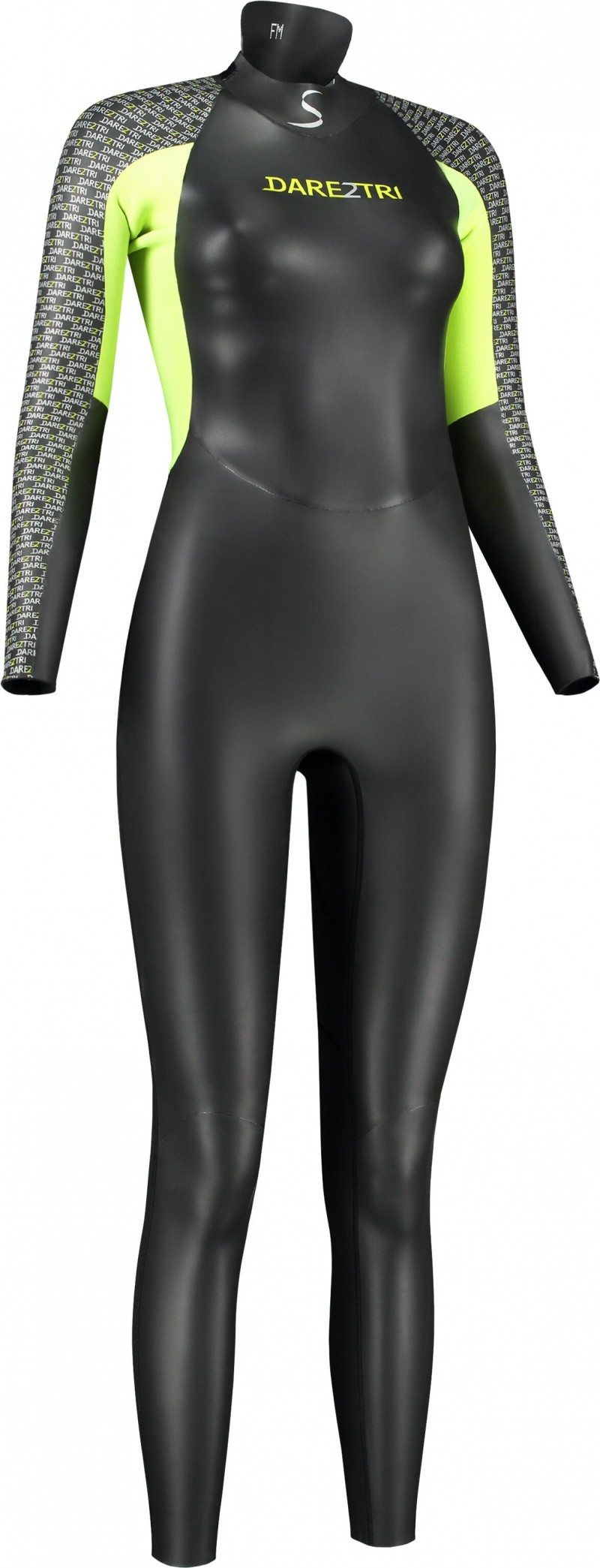 Dare2Tri - To Swim Wetsuit (Size: FXL)
