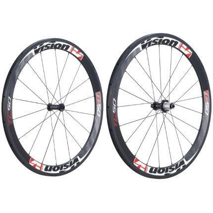 50 CARBON SHIMANO 10/11SP Wheel set