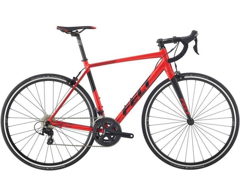 FELT FR30 Matte Red (Black)