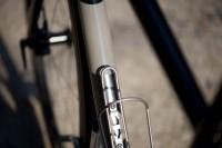 The Captain - 105 (Full Bike - Matte Black)