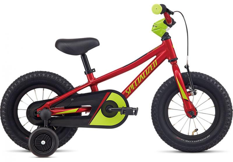 RIPROCK COASTER INT Candy Red/Hyper Green 12