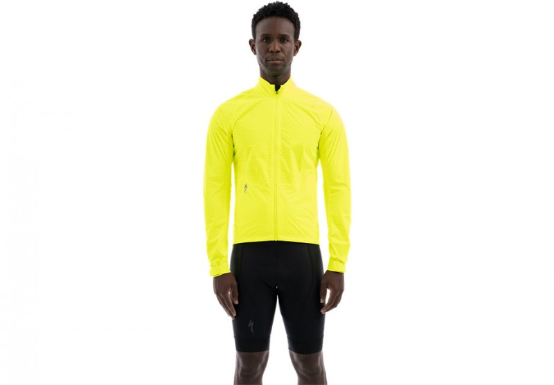 Deflect H20 Neon Yellow Jacket MD