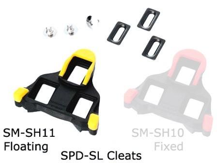 Shimano Cleat Set SPD-SL