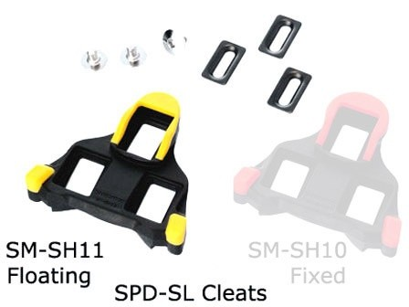 Shimano Cleat Set SPD-SL