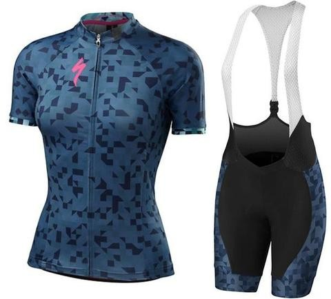 Specialized Jersey SLPro Wmn Tur/Geo Fade Small (jersey only)