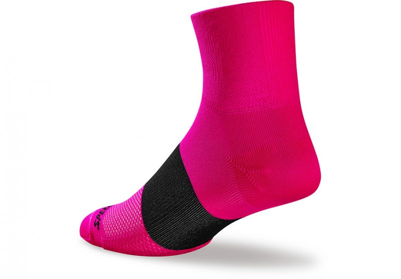 Specialized Sock RBX Mid Wmn Neon Pink M/L