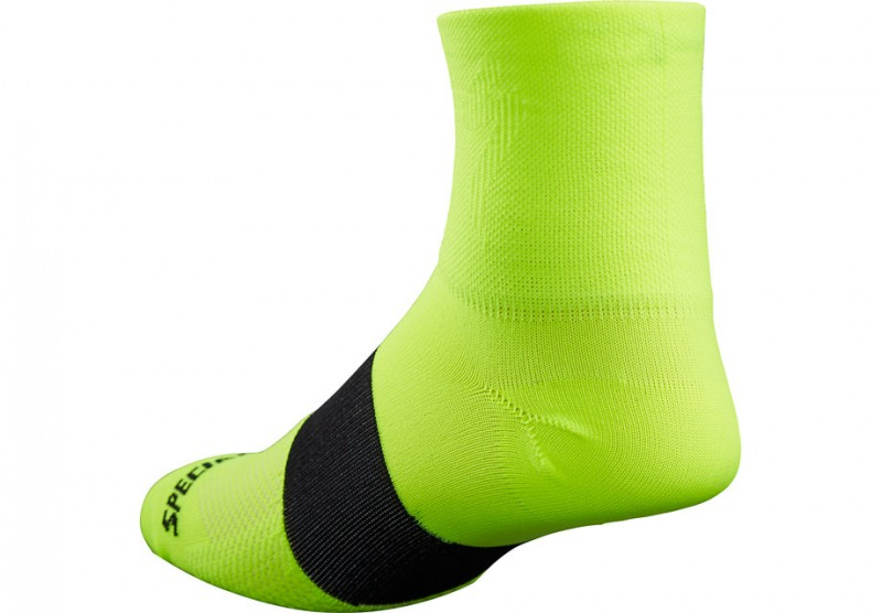 Specialized Sock RBX Mid Neon Yel S/M