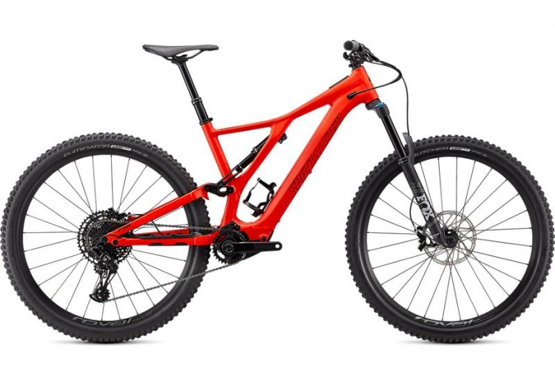 2021 TURBO LEVO SL COMP -M- L-ROCKET RED / BLACK