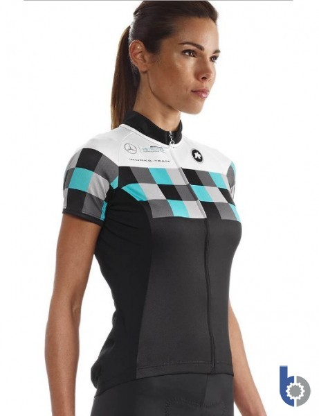 <p>Assos SS.Works Team Jersey evo8 lady &acir...</p>