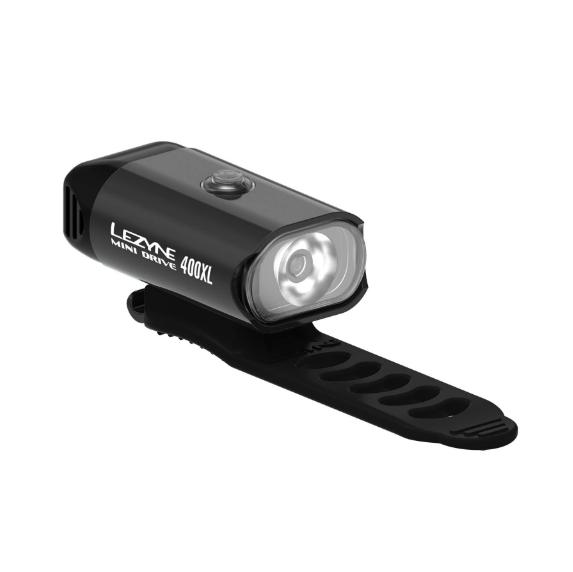 LEZYNE LED MINI DRIVE 400XL BLACK Y12