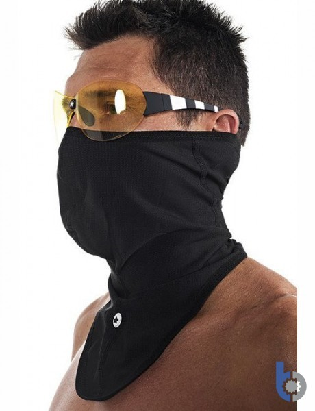 Assos neckProtector-S7 - cuts the chill on the face