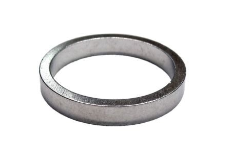 BPW Headset Spacer 1 1/8 Silver 5mm 3088C