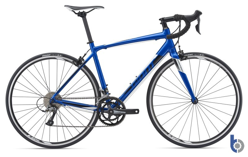 2018 Giant Contend 2 - Blue