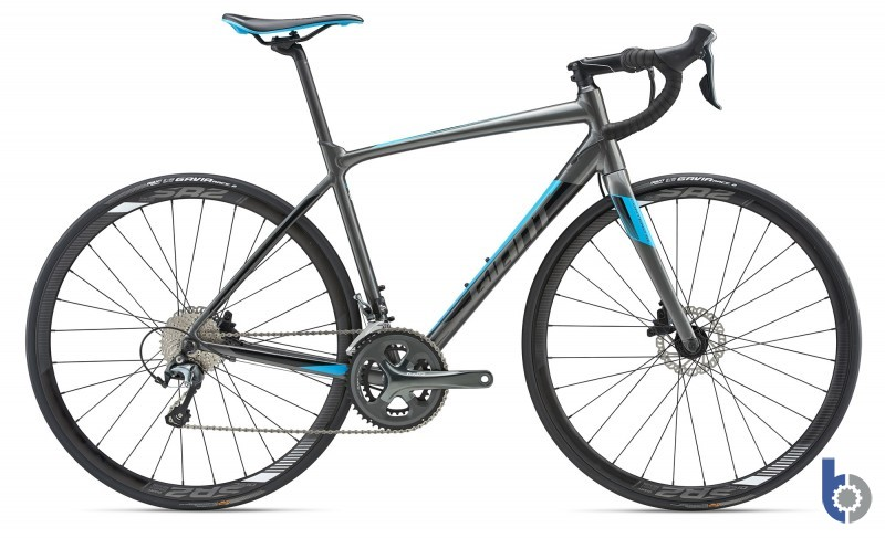 2018 Giant Contend SL 2 - Charcoal