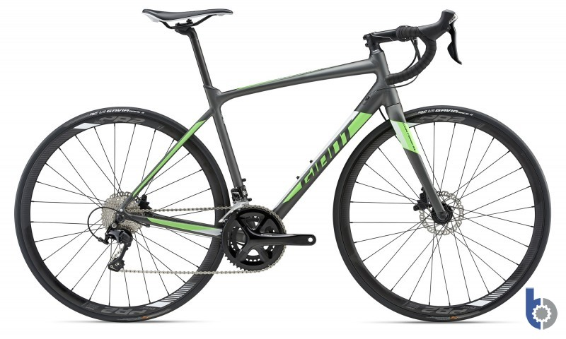 2018 Giant Contend SL 1 - Charcoal