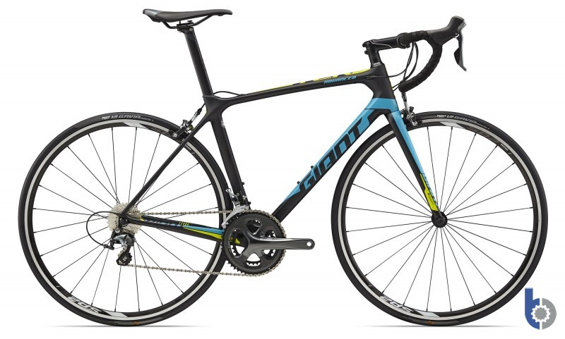 2018 Giant TCR Advanced 3 - Black