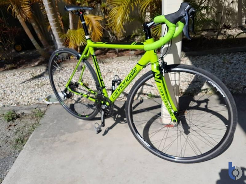 Cannondale CAAD8 105 2015