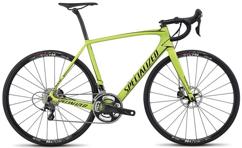 Specialized Tarmac Expert Disc 2017