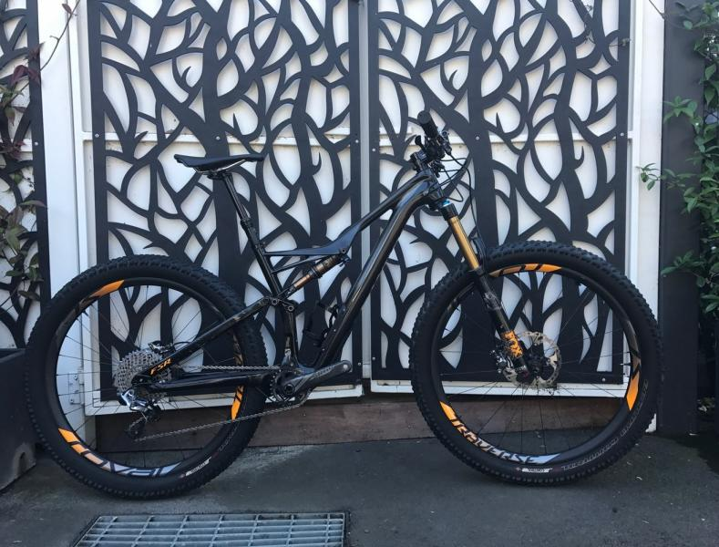 Specialized S Works Stumpjumper Fsr 6 Fattie 2016