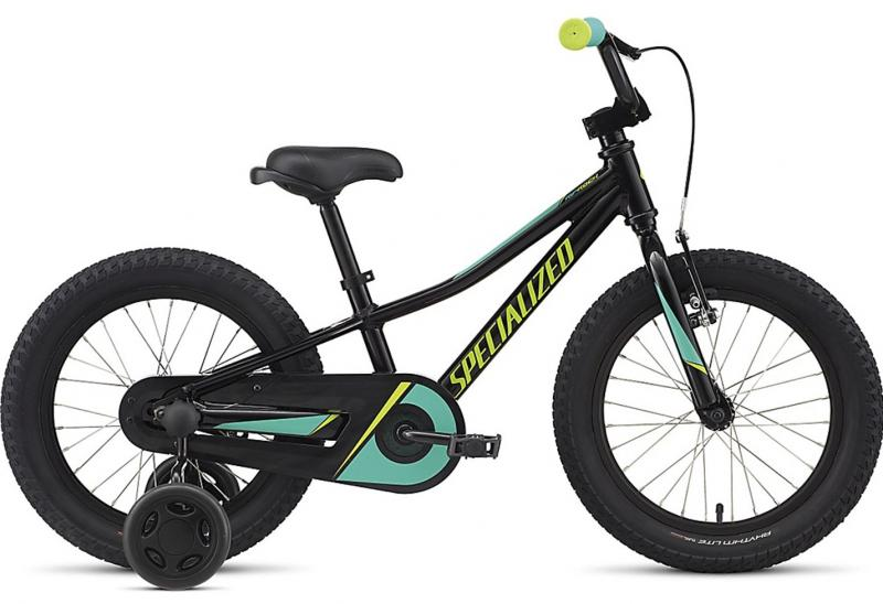 Specialized Riprock Coaster 16 (Grey/Turquoise/Silver) 2018