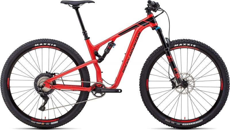 Rocky Mountain 2018 Element Alloy 50