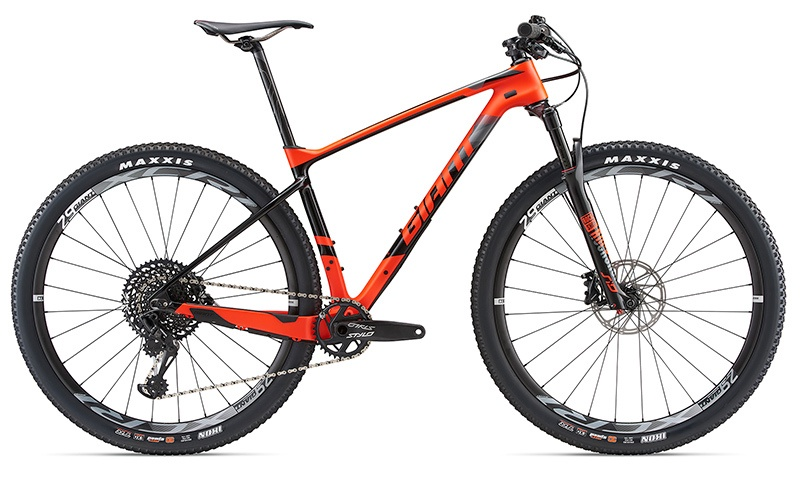 Giant 2018 XTC Advanced 29er 1
