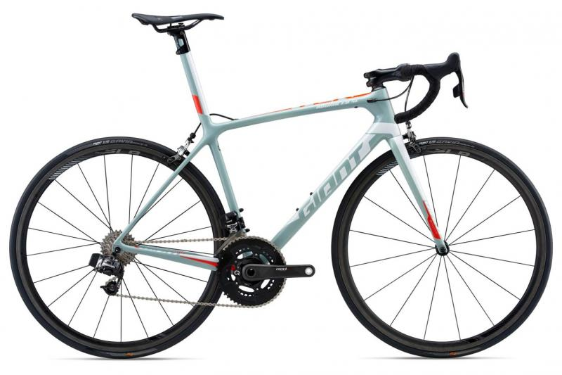 Giant TCR Advanced SL 0 Red (2018)