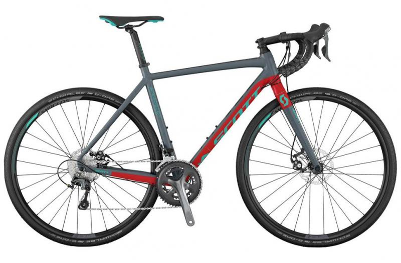 2017 SCOTT SPEEDSTER GRAVEL 20 DISC SIZE 56 LARGE