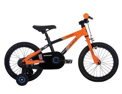 AVANTI SHADOW SIZE 16 ORANGE / BLACK | Bicycles for sale in Collingwood